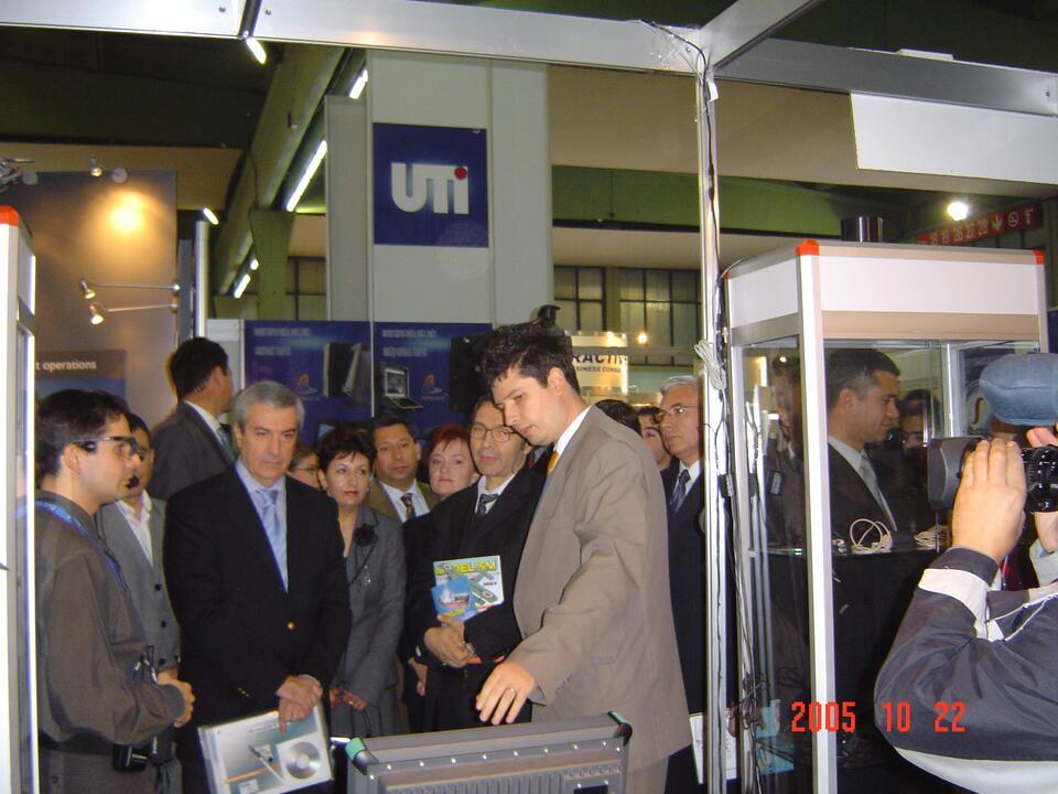 Expomil 2005 Slide 1