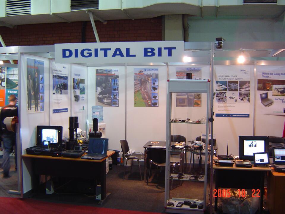 Expomil 2005 Slide 2