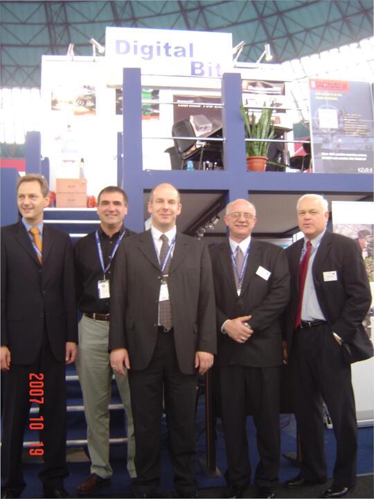 Expomil 2007 Slide 1