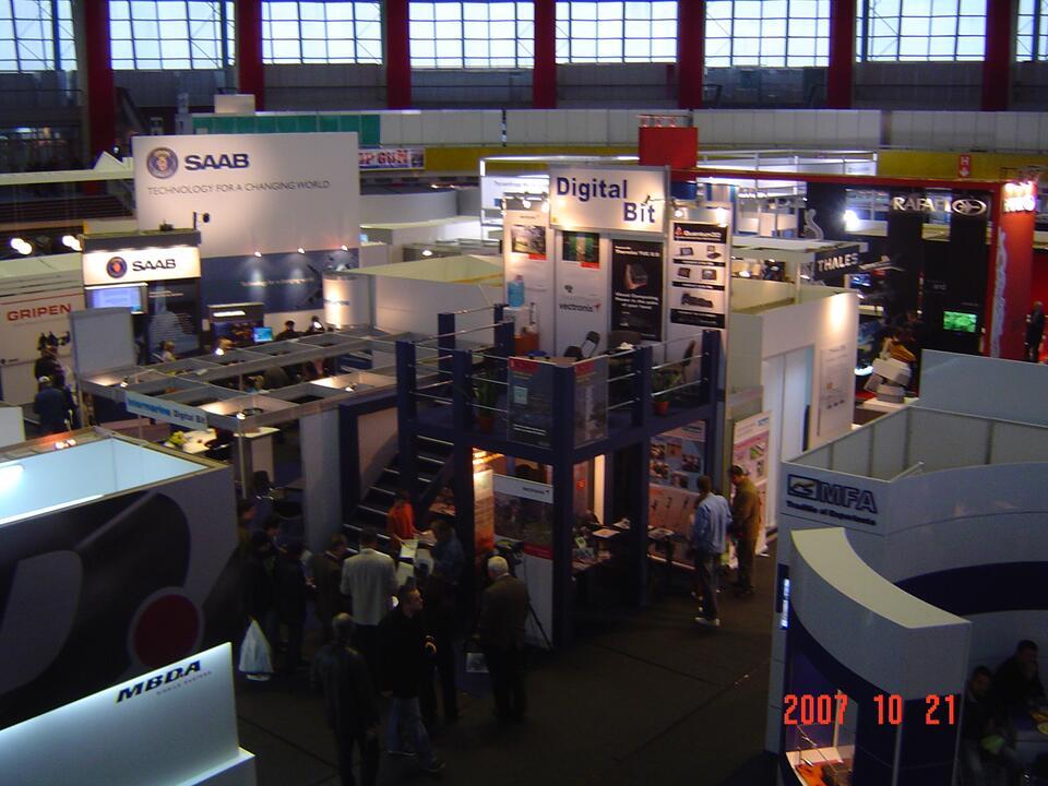 Expomil 2007 Slide 2